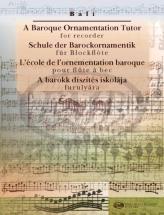 Bali J. - A Baroque Ornamentation - Flute A Bec