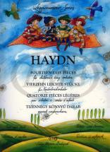 Haydn J. - Fourteen Easy Pieces For Children - String Orchestra