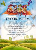 Ciaikovski P.i. - Thirteen Easy Pieces For Children - String Orchestra