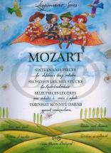 Mozart W. A. - Sixteen Easy Pieces For Childern