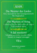 The Masters Of Songs Vol.7a - Voice And Piano