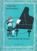 Bartok - Methode De Piano Francaise