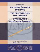 Gariboldi - First Exercises - Flute