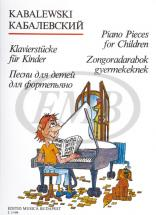 Kabalevszkij - Piano Pieces For Children - Piano Solo