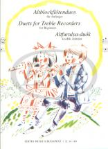 Duets For Treble Recorder