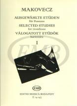 Selected Studies Trombone Vol.1