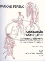 Farkas F. - Maschere - Conducteur