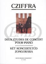 Cziffra G. - Studi Da Concerto (2) - Piano