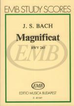 Bach J.s. Magnificat Bwv 243 Oratorium