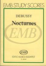 Debussy C. - Nocturnes - Conducteur De Poche