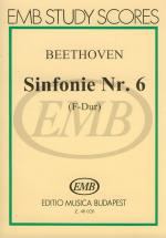 Beethoven - Sinfonia N.6 In Fa Maggiore Op.68 Pastorale - Study Score