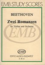 Beethoven Ludwig Von - 2 Romances - Violin And Orchestra
