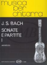 Bach J.s. - Sonate E Partite Vol. 1 - Guitare