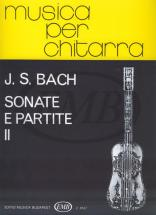 Bach J.s. - Sonate E Partite Vol. 2 - Guitare