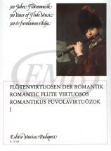 Romantic Flute Virtuosos Vol.1 - Flute
