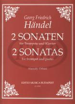 Haendel G.f. - Sonate (2) - Trompette Et Piano