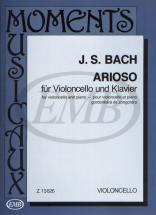 Bach J.s. - Arioso - Cello And Piano