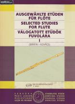 Bantai / Kovacs - Selected Studies For Flute Vol.1