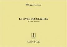 Manoury - Livre Des Claviers - Solo De Vibraphone