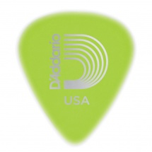 D\'addario And Co Cellu-glow Guitar Picks Extra-heavy 10 Pack
