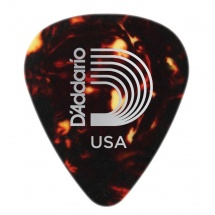 D\'addario And Co Shell-color Celluloid Guitar Picks  Light