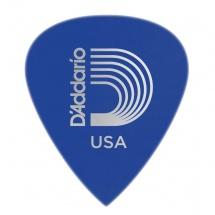 D\'addario And Co 6dbu5 Mediators 1mm Duralin Precision Medium Bleu