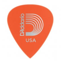D\'addario And Co 6dor2 Mediators .60mm Duralin Precision Medium Orange