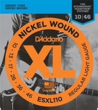 D\'addario Esxl110 Double Boule 10-46