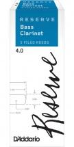 D\'addario - Rico Reserve Classic 4 - Clarinette Basse