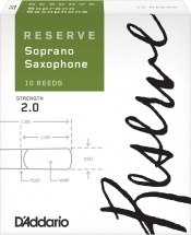 D\'addario Woodwinds Reserve Soprano Force 2
