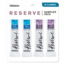 D\'addario - Rico Drs-c30 - Sampler Pack Anches Clarinette Sib Reserve, 3/3,5