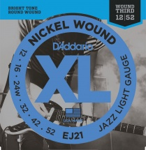 D\'addario Jazz Light Ej21 12_52