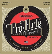 D\'addario Ej 45 C Pro Arte Tension Normal