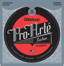 D\'addario And Co Ej45ff Pro Arte Fluorocarbon Tension Normale