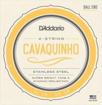 D\'addario And Co Cordes Pour Cavaquinho Ej93 D\'addario