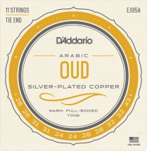 D\'addario And Co Cordes Pour Luth Arabe Ej95a D\'addario