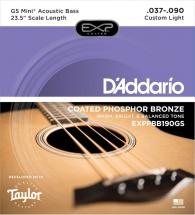 D\'addario And Co Taylor Gs-mini Bass Exp Pbb190gs 37-90