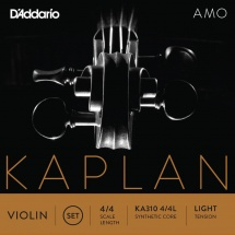 D\'addario And Co 4/4 Kaplan Amo Jeu 4-4 Light
