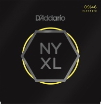 D\'addario Nyxl 09-46 New York Xl Sltrb Custom Light