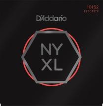 D\'addario Nyxl 10-52 New York Xl Lthb Light Top Heavy Bottom