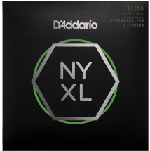D\'addario Nyxl 11-49 New York Xl Medium Top Extra Heavy Bottom