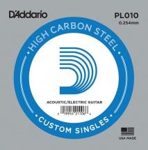 D\'addario And Co D\'addario Pl010 - Acier Plein 25mm