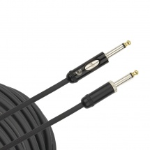D\'addario And Co American Stage Kill Switch Instrument Cable 20 Feet