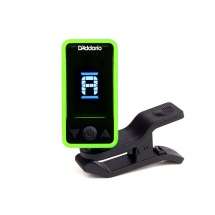 D\'addario And Co Eclipse Headstock Tuner Green