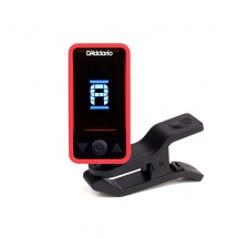 D\'addario And Co Eclipse Headstock Tuner Red