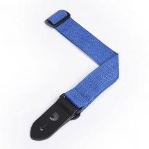 D\'addario And Co Pwsuke302 Sangle En Polypropylene Pour Ukulele Bleu 3,8cm