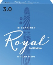 Rico Anches De Clarinette Sib Rico  Royal 3