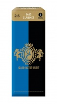 Rico Anches De Clarinette  Basse  Grand Concert Select 2.5