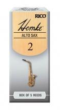 Rico Anches De Saxophone Alto Rico Hemke Premium 2