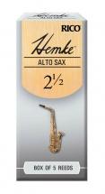 Rico Anches De Saxophone Alto Rico Hemke Premium 2.5